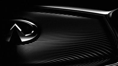 Infiniti : un teaser pour le Mondial de l'Automobile 2014