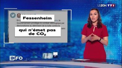 Info / Infox : Fessenheim produisait de l'électricité sans CO2 ?