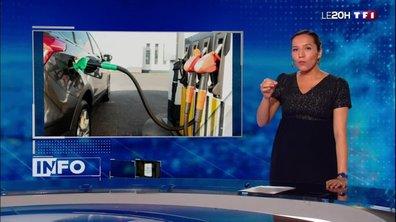 Info / Infox : la facture d'essence a-t-elle augmenté de 80 euros en un an, comme l'assure Jean Castex ?