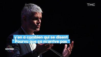 """INFO QUOTIDIEN : Le cours garanti """"sans bullshit"""" de Laurent Wauquiez à l'EM Lyon"""