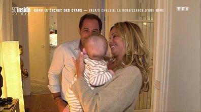 EXCLU - Ingrid Chauvin nous présente son bébé