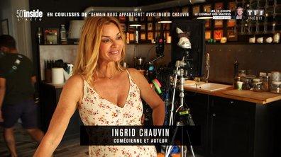Ingrid Chauvin nous emmène dans les coulisses de Demain nous appartient