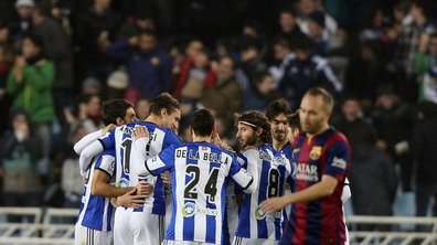 FC Barcelone : la Real Sociedad tombe le Barça