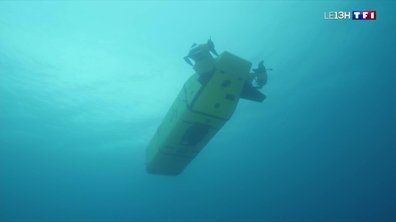 Innovation française : Ulyx, un drone pour explorer les mers