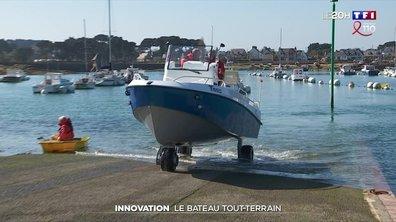 Innovation : le bateau tout-terrain