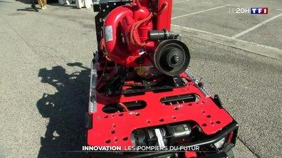 Innovation : les pompiers du futur