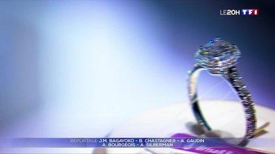 Innovation : une start-up française fait pousser des diamants de synthèse