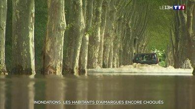 Inondation dans le Gard : les habitants d'Aimargues encore choqués