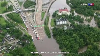 Inondations aux États-Unis : la dépression tropicale Imelda provoque des très gros dégâts au Texas