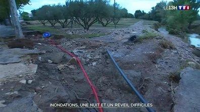 Inondations dans le Gard : réveil difficile à Vergèze et Codognan