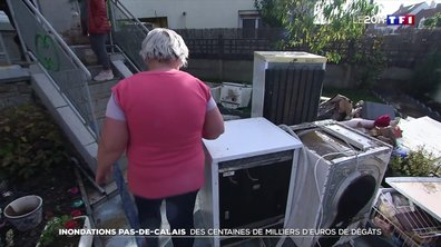 Inondations dans le Pas-de-Calais : le point sur les dégâts