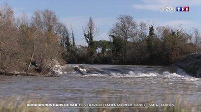 Inondations dans le Var : des travaux d'aménagement sans cesse retardés