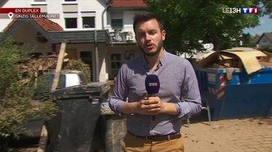 Inondations en Allemagne : l'heure du bilan à Sinzig