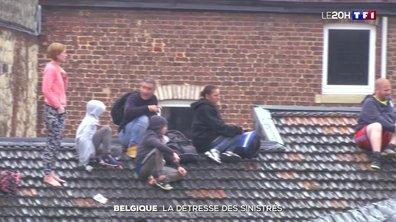 Inondations en Belgique : la détresse des sinistrés
