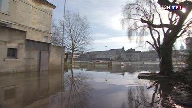 Inondations en Charente : Cognac en état de catastrophe naturelle