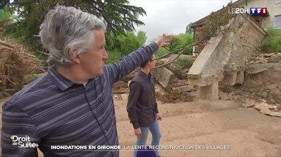 Inondations en Gironde : retour dans les villages les plus touchés
