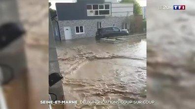 Inondations en Seine-et-Marne : le calvaire des habitants de Thieux