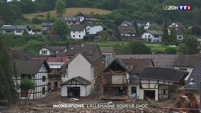 Inondations : l'Allemagne sous le choc