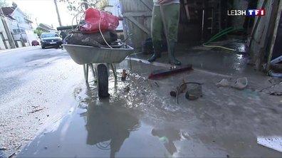 Inondations : l'heure est au nettoyage dans le Pas-de-Calais