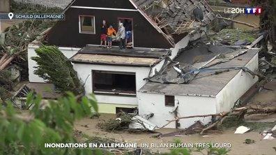 Inondations meurtrières en Allemagne : des images impressionnantes