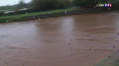 Inondations : tout un quartier évacué à Hyères