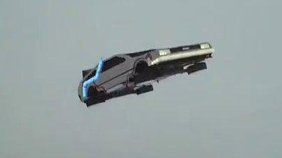 Insolite : nom de Zeus, une DeLorean volante !
