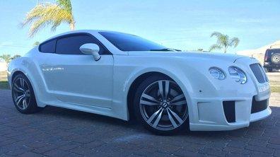 Insolite/Occasion du jour : Une Mustang Bentley à vendre pour 50.000 dollars !
