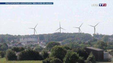 Installation d'éoliennes : vent de controverse au Bourg-d'Iré dans le Maine-et-Loire