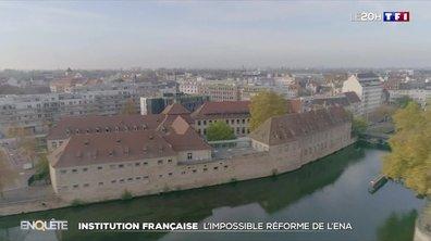 Institution française : l'impossible réforme de l'ENA
