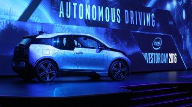 Here : Intel mise sur la voiture autonome