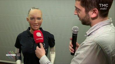 Intelligence artificielle au Web Summit de Lisbonne