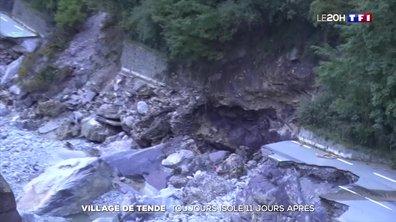 Intempéries dans les Alpes-Maritimes : le village de Tende toujours isolé onze jours après
