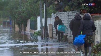 Intempéries : des centaines de sinistrés évacués à Hyères
