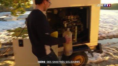 Intempéries en Isère : huit personnes intoxiquées par des groupes électrogènes