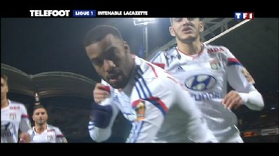 OL - Ligue 1 : Intenable Lacazette
