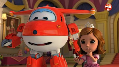 Super Wings - Interdit aux toutous