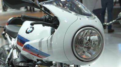 Intermot 2016 : Les nouveautés du stand BMW