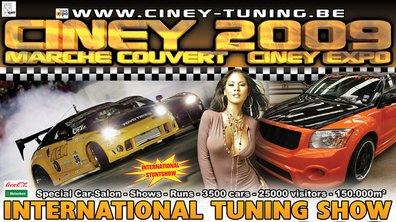 International Tuning Show de Ciney 2009 : c'est pour bientôt !