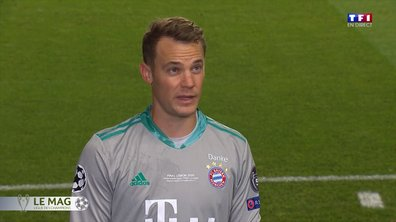 "Neuer : ""On s'attendait à une plus grosse pression"""