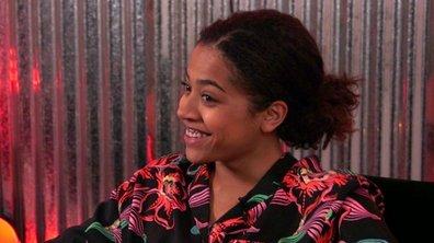 """Interview de Whitney """"La technique de la patate chaude avec Mika, c'était trop drôle"""""""