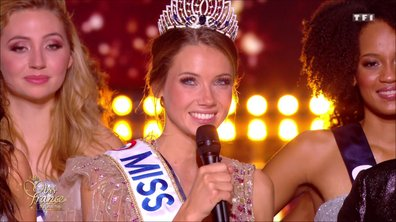 Interview exclusive de Miss France 2021,Amandine Petit, après son sacre