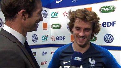 """Antoine Griezmann : """"Ce match va me faire du bien"""""""