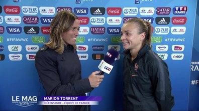 """France - Marion Torrent : """"C'est un jour qu'on attend depuis tellement longtemps"""""""