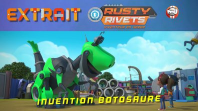 Rusty Rivets - Invention Botausore - Extrait