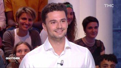 Invité : Arnaud Jerald, champion d'apnée