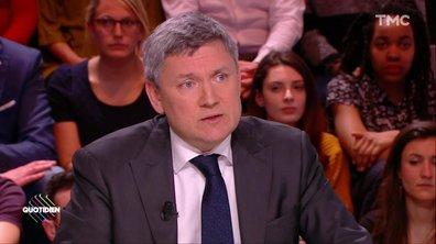 Invité : Artem Studennikov, ministre-conseiller de l'ambassade de Russie en France