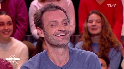 Invité : Augustin Trapenard, meilleur interviewer de l'année