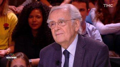 """Invité : Bernard Pivot pour """"Au secours ! Les mots m'ont mangé"""""""