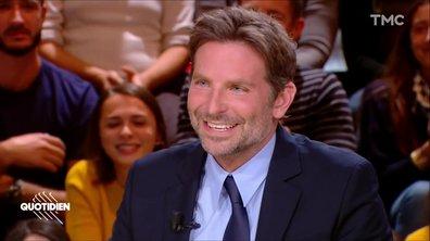"""Invité : Bradley Cooper pour """"A star is born"""""""