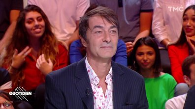 """Invité : Christophe Tison donne une voix à la Lolita de Nabokov dans """"Journal de L."""""""